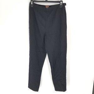 Vintage Kenzo High Waist Trouser Side Zip Pant